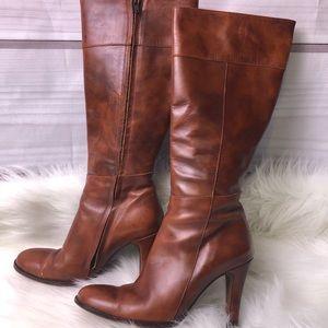 J. Crew Genuine Italian Leather Boots